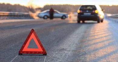 Выходные в Харькове и области отличились 77 автомобильными авариями
