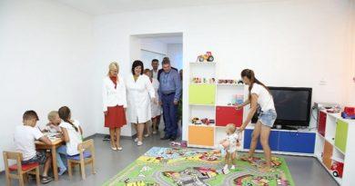 ЦРКБ: Создаем одинаково хорошие условия в медицинских учреждениях города и села