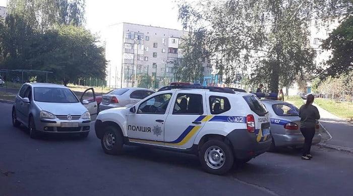 Житель Змиевского района задержан за незаконное завладение автомобилем