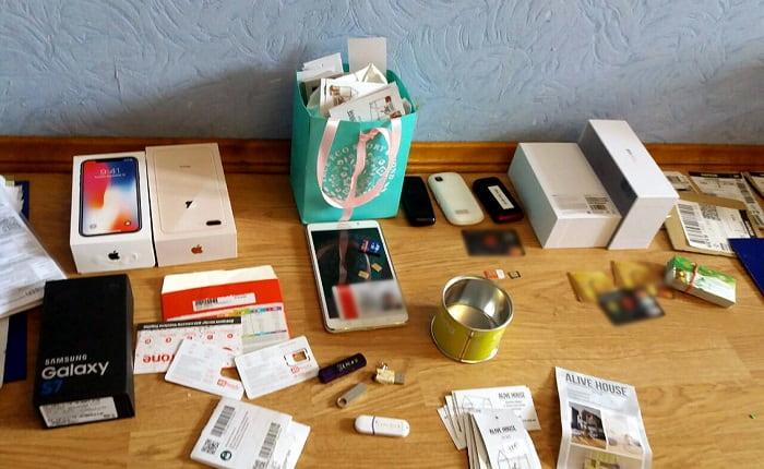 Харьковская полиция разоблачила группу мошенников в сбыте несуществующих детской мебели в сети Интернет