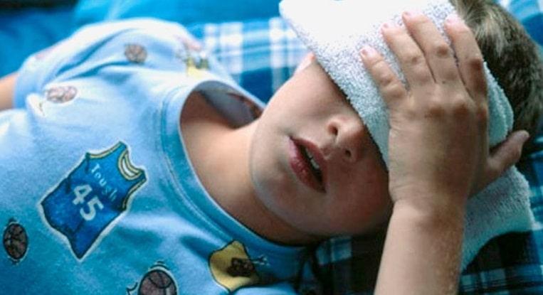 В Изюме детсадовцы массово попали в больницу