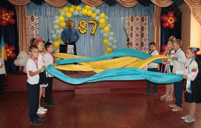 Шевелевка отметила день рождения