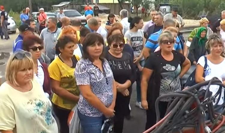 Рейдеры захватили элеватор в Харьковской области, - ВИДЕО РЕПОРТАЖ