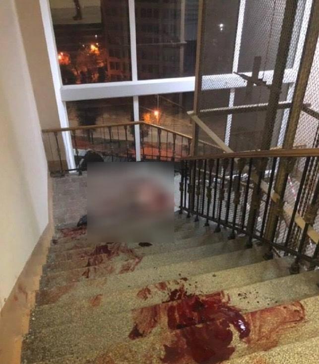 Море крови и алкоголя: в университете Каразина произошло убийство