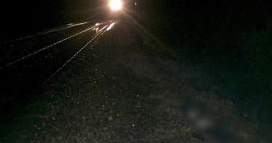 На станции Занки поездом смертельно травмирован мужчина