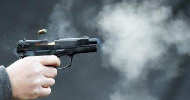 Біля Фермерського господарства «Строгого О.Ф.» рейдери почали стріляти по людях, - ВИДЕО