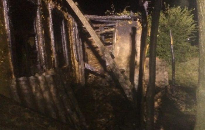 В Первомайском районе горел дом: есть погибший