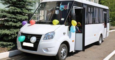 «Дитячий» автобус, не для дітей