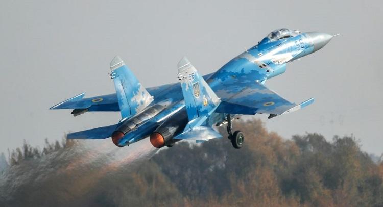 Катастрофа літака СУ-27