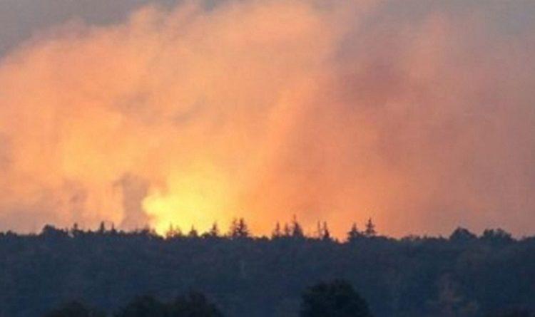 Матиос: взрывы на арсеналах в Ичне, в Балаклее и Калиновке имеют общие признаки