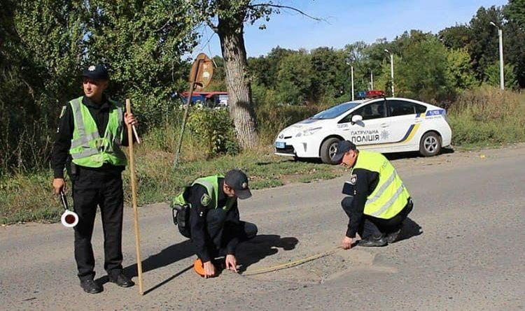 В Харьковской области полиция проверяет дороги