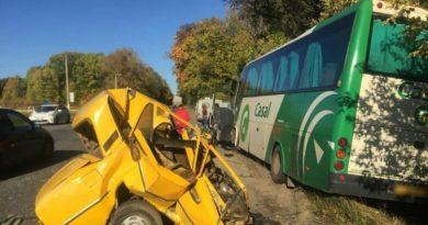 В Харьковском районе в результате аварии погиб мужчина