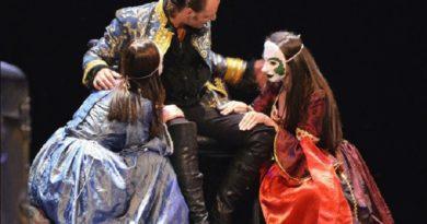 Спектакль Казанова в Балаклее