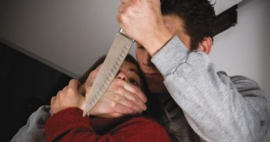 В Харькове мужчина напал на школьницу и пытался перерезать ей горло