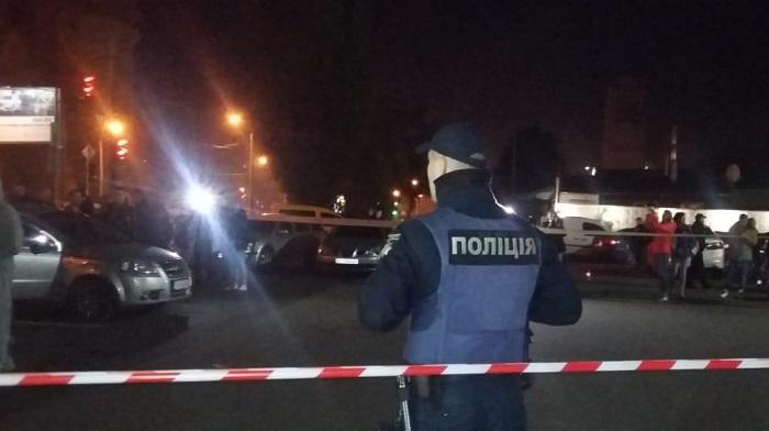 В Харькове в результате стрельбы ранен мужчина