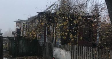 ЧП в селе: горел частный дом, есть жертвы