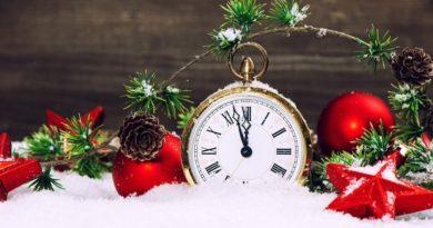 праздники новый год