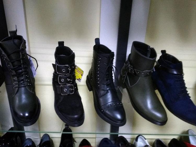 комильфо обувь