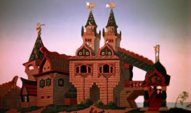 дом который построил джек