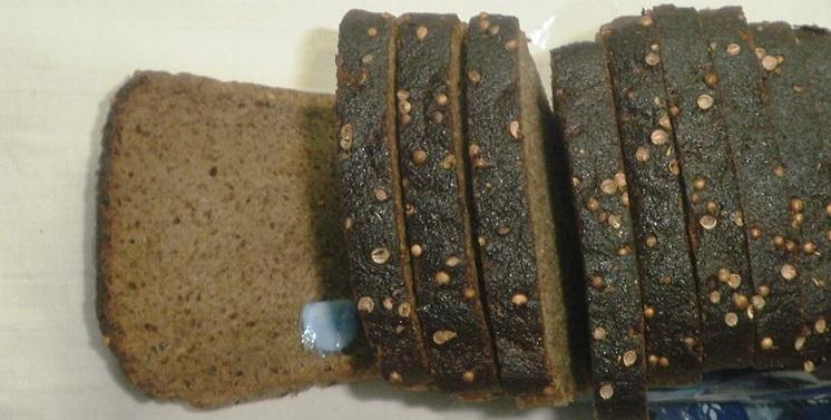 наркотики в хлібі