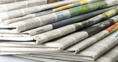 агітаціоні газети первомайск