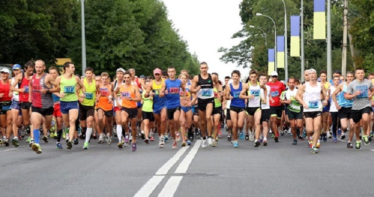 марафон ха