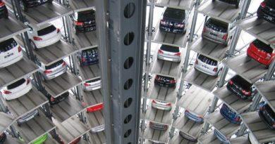 нові парковки
