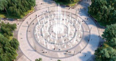Показали, яким буде сквер на площі Свободи у Харкові після ремонту