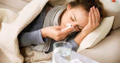 грипп застуда
