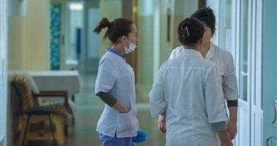 В областной больнице Харькова вспышка COVID