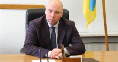 заместитель главы Харьковской ОГА