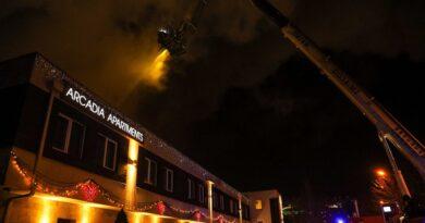 В одеському готелі сталася пожежа, є загиблі (фото, відео)
