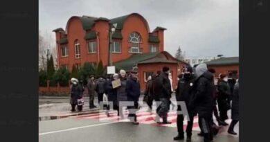 протесты против тарифов