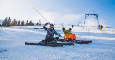 ТОП-5 мест в Харькове, где можно покататься на лыжах, — ФОТО