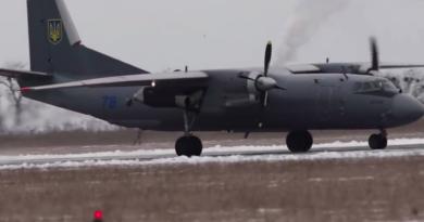 полеты АН-26