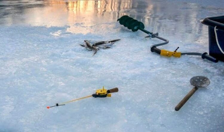 утонули два рыбака