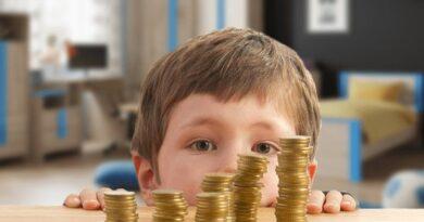 детские деньги