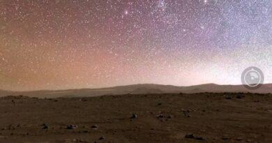 снимки с Марса