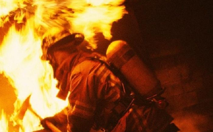 При пожаре в Балаклейском районе погибла женщина