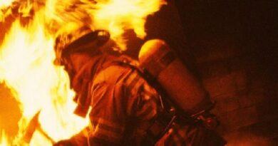 Під час пожежі на Балаклійщині загинула жінка