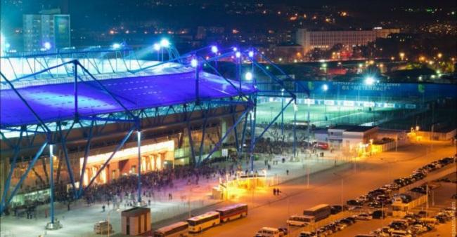 Пять стадионов Харьковщины