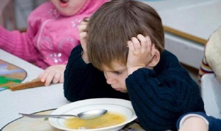 голодают дети