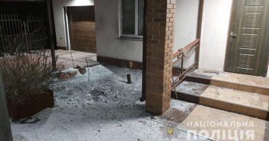 На подвір'я приватного будинку під Харковом кинули гранату