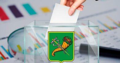 рішення про призначення виборів мера Харкова