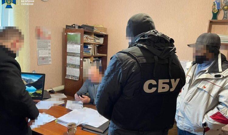 СБУ викрили схему розкрадання бюджетних коштів