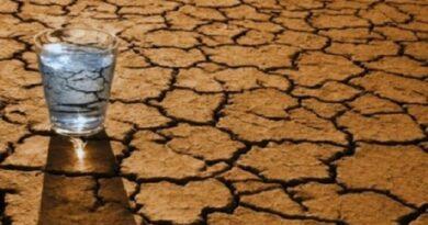 дефицит питьевой воды