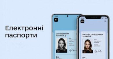 електронні паспорти
