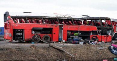Автобус з українцями розбився в Польщі
