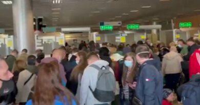 коллапс из-за новых правил въезда в Украину