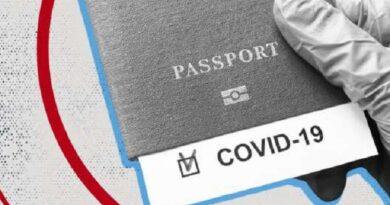 ковид-паспорта